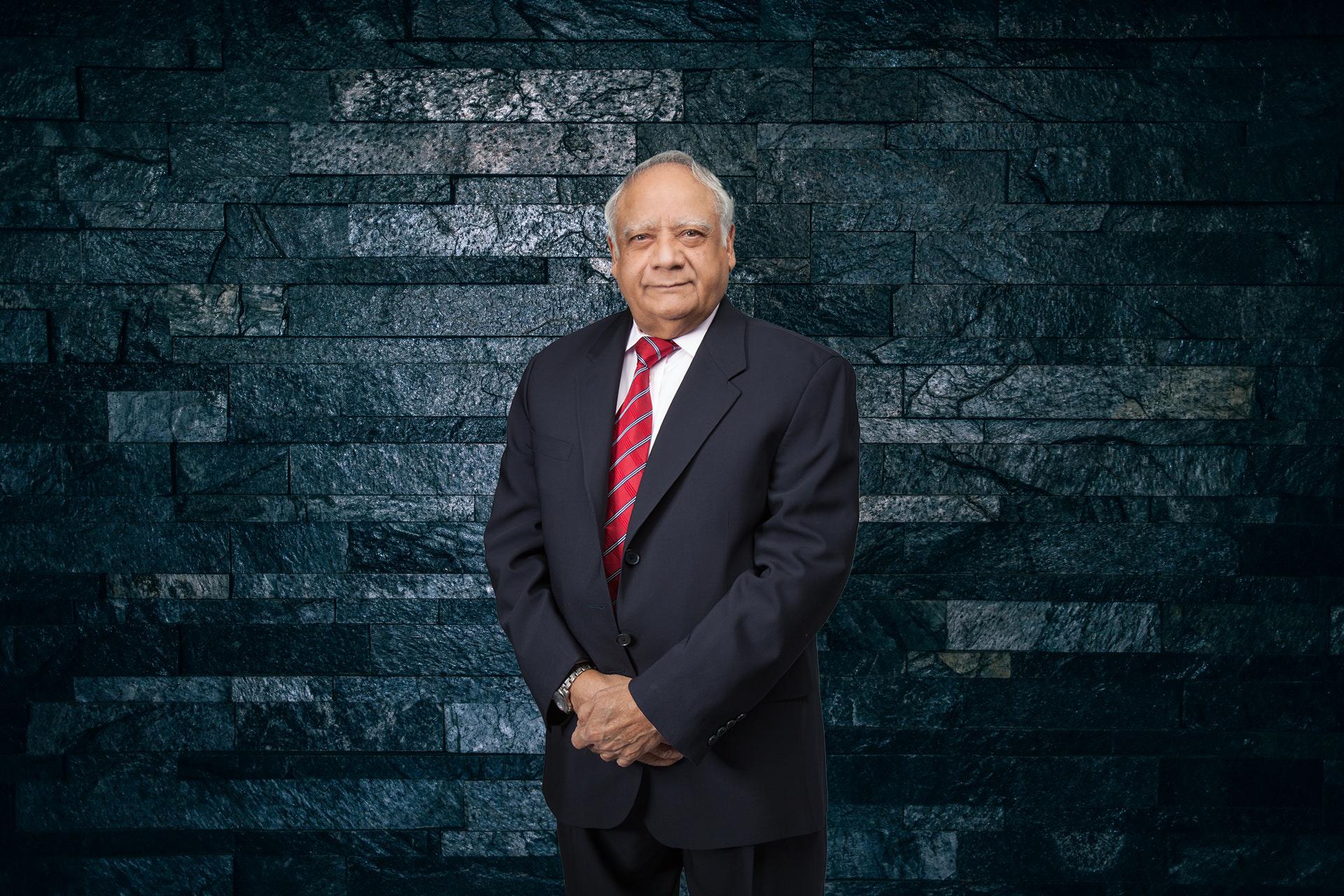 Kishor Jani Banner